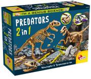 Dino vykopávky Predátoři 2v1