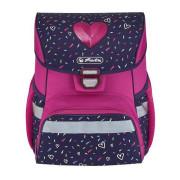 Školní taška Loop Herlitz - Srdíčko