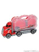 Dětské nákladní auto s nářadím Bayo 10 ks