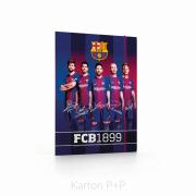 Kartonová sloha A4 FCB