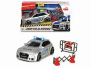Audi RS3 policie, česká verze