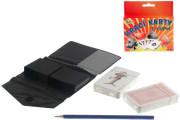 Canasta společenská hra - karty 108ks v pouzdru