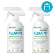 Aquaint 100% ekologická čisticí voda 500 ml+ ZDARMA Aquaint 500 ml