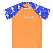 Plážové UV triko krátký rukáv Žralok