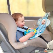 Volant na látkové podložce se zrcátkem Winfun