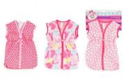 Taška/obleček na spaní látková pro miminko velikost +-30cm