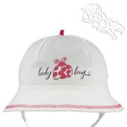 Dívčí letní vázací klobouk Beruška RDX