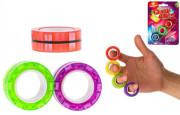 Quick rings se třpytkami 3 cm 3 ks