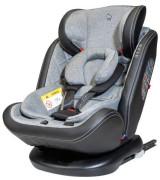 Autosedačka ROTOfix 360° 0123 (0-36kg) Bomimi Grey melange