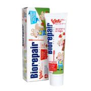 Biorepair Junior zubní pasta pro děti příchuť JAHODY 50 ml