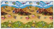Scarlett dětský kobereček PVC 3D DINO - 120 x 200 cm