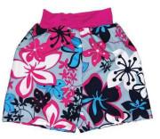 Plážové UV šortky - Růžová