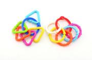 Zapínací kroužek + řetěz