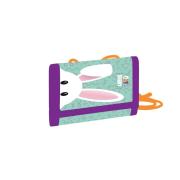 Dětská textilní peněženka Oxy Bunny