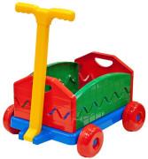 Vozík plastový