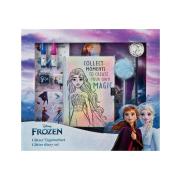 Set diářů s glitry Frozen