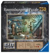 Exit Puzzle: Strašidelný sklep 759 dílků