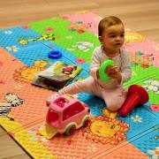 Casmatino dětská skládací podložka 2000x1400x10 mm