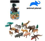 Zvřátka safari, mobilní aplikace pro zobrazení zvířátek, 13 ks