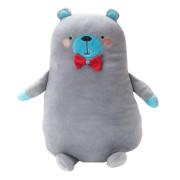 Plyšový polštářek velký Bear Grey