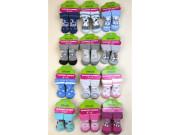 Kojenecké ponožky PD112 (0 - 6 měs) Pidilidi