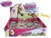 Horse Friends hopík 6,5 cm svítící