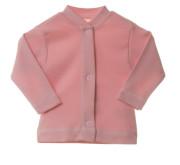 Bavlněný kabátek s dlouhým rukávem MKCool Růžový