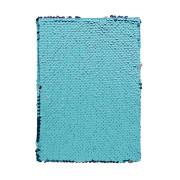 Blok s flitry Modrý Albi