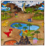 Scarlett dětský kobereček PVC DinoLand - 120 x 100 cm