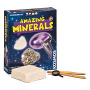 MB Úžasné minerály