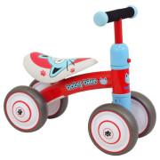 Dětské odrážedlo Baby Mix Baby Bike červené