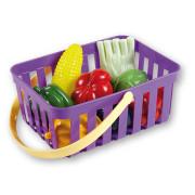 Androni Nákupní košík se zeleninou - 10 kusů