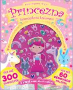Princezna - samolepkové království