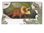 Dinosaurus Triceratops 18 cm