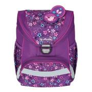 Školní taška UltraLight Herlitz - Květy