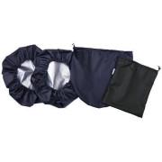 Babyrenka návleky na kola kočárku Thule Urban Glide 3 ks s taškou navy