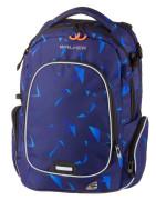 Studentský batoh CAMPUS EVO Laser Blue