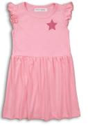 Šaty dívčí bavlněné Minoti 2KDRESS 14, růžová