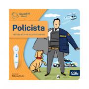 Kouzelné čtení Minikniha povolání - Policista