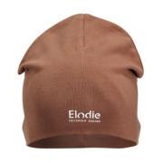 Dětská čepice Logo Beanies Elodie Details Burned Clay