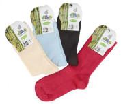 Kojenecké bambusové ponožky vel. 3 (23-25) Diba