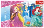 Puzzle Princezny Disney 30 dílků