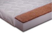 Matrace molitan kokos oboustranná 120x60x10 cm