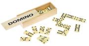 Domino 28 ks v dřevěné krabičce