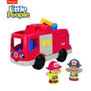 Fisher-Price Little People Hasičský vůz