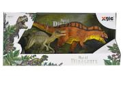 Dinosaurus 19-30 cm 2 ks