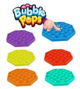 Bubble pops silikon antistresová společenská hra 11x11cm