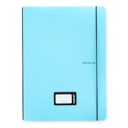 Sešit PP Oxybook A4 40 listů PASTELINI modrá