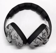 Baby Banz - Ochrana sluchu dětská graffiti Baby 3m+