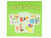 Pexeso IQ 64 ks